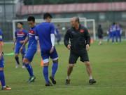 """Thầy trò Park Hang Seo tăng tốc, quyết hạ Afghanistan giành  """" tấm vé vàng """""""