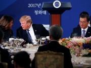 Choáng  với món sườn bò hảo hạng cùng nước sốt 360 năm trong yến tiệc đãi ông Trump