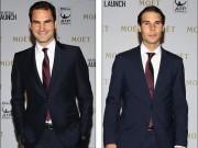 ATP Finals: Federer - Nadal lịch lãm dự tiệc, hẹn quyết đấu chung kết