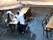 Clip:Khách nước ngoài bị cướp ngay tại bàn ăn ở khu du lịch Hạ Long
