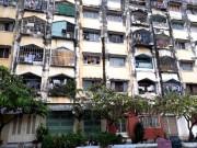 Tài chính - Bất động sản - TP.HCM: Di dời khẩn cấp các hộ dân sống ở chung cư hư hỏng nặng