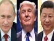 Hôm nay, Tổng thống Putin, Tổng thống Trump và Chủ tịch Tập Cận Bình tới Đà Nẵng