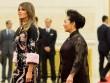 Thăm châu Á chục ngày, vợ đẹp của Tổng thống Trump chi bạc tỷ cho váy áo