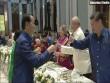 Clip: Cận cảnh tiệc chiêu đãi các lãnh đạo dự APEC tại Đà Nẵng