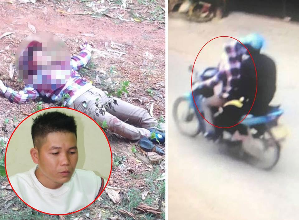 Nghi can khai động cơ sát hại người phụ nữ lái xe ôm ở Thái Nguyên - 1