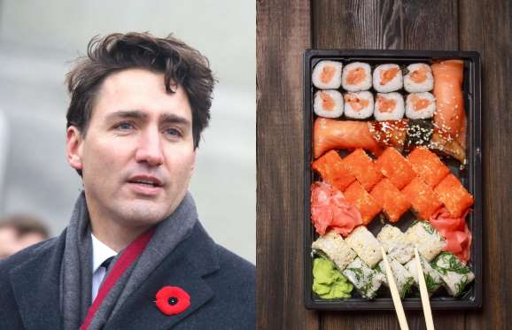 """""""Bật mí"""" những món ăn yêu thích của Thủ tướng Canada điển trai - 1"""