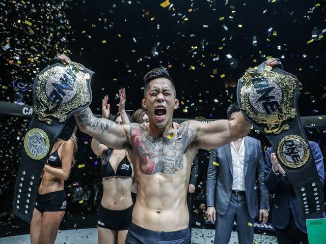 """Knock-out tuyệt đỉnh: Võ sỹ gốc Việt """"náo loạn"""" võ đài MMA số 1 châu Á - 1"""