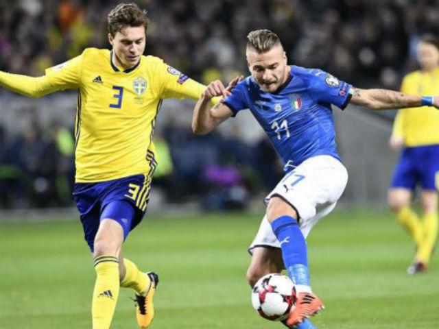Chi tiết Italia - Thụy Điển: Nỗi đau khôn xiết (KT) - 12