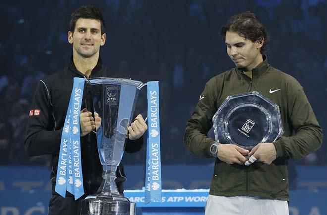 """Nadal tham bát bỏ mâm: Cố """"cày"""" ATP Finals, coi chừng mất nghiệp - 2"""