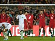"""Bồ Đào Nha- Saudi Arabia: Huy hoàng  """" đàn em """"  Ronaldo"""