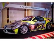 Porsche Cayman GT4 ClubSport đến Việt Nam