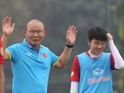 HLV Park Hang Seo tin dùng Xuân Trường, phân vân về Công Phượng