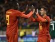 """Lukaku bùng nổ 2 bàn: Hừng hực khí thế """"báo thù"""" triệu fan MU"""