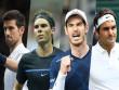 Tin thể thao HOT 11/11: Federer, Nadal thống trị vì Murray, Djokovic chấn thương