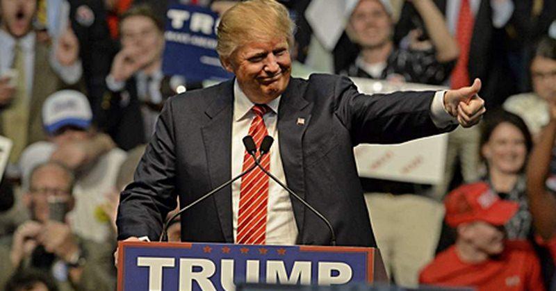 Điều ít người biết đằng sau lớp áo vải của ông Trump - 1