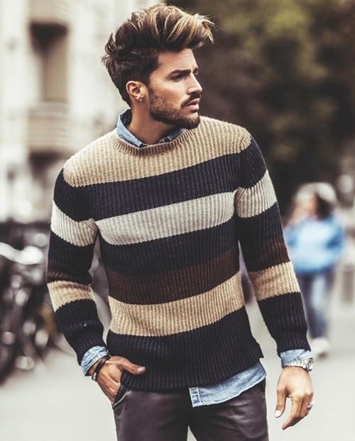 Ngất với gu thời trang vừa phủi bụi vừa lịch lãm của trai đẹp gốc Ý - 5