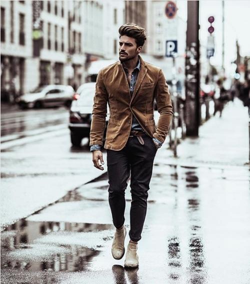 Ngất với gu thời trang vừa phủi bụi vừa lịch lãm của trai đẹp gốc Ý - 3