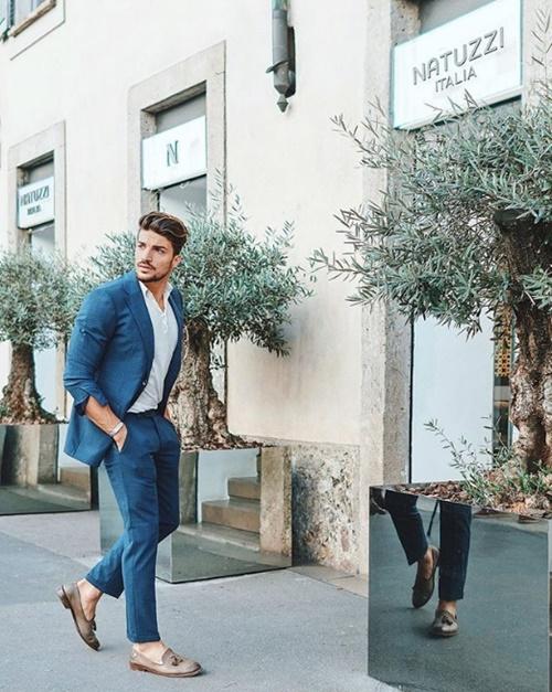 Ngất với gu thời trang vừa phủi bụi vừa lịch lãm của trai đẹp gốc Ý - 11