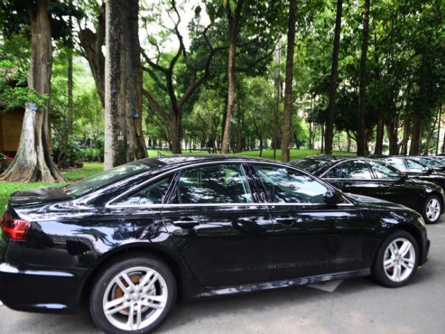 Tiêu chuẩn ô tô dành cho các lãnh đạo cấp cao
