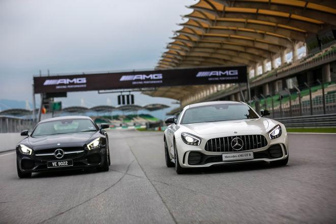 Mercedes-AMG GT R 2017 đến Đông Nam Á, giá 9,13 tỷ đồng - 2
