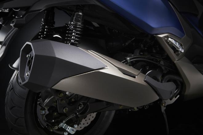 KYMCO XCITING S 400: Xe tay ga mạnh nhất phân khúc 400cc - 8