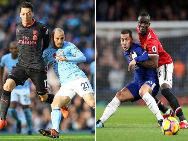 """Man City - Pep """"vô đối"""": Wenger cười khẩy, Mourinho tuyên bố lật ngôi - 2"""