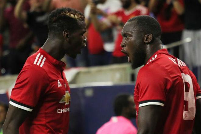 Lukaku hồi sinh, Pogba trở lại: MU – Mourinho lại mơ đua vô địch - 2