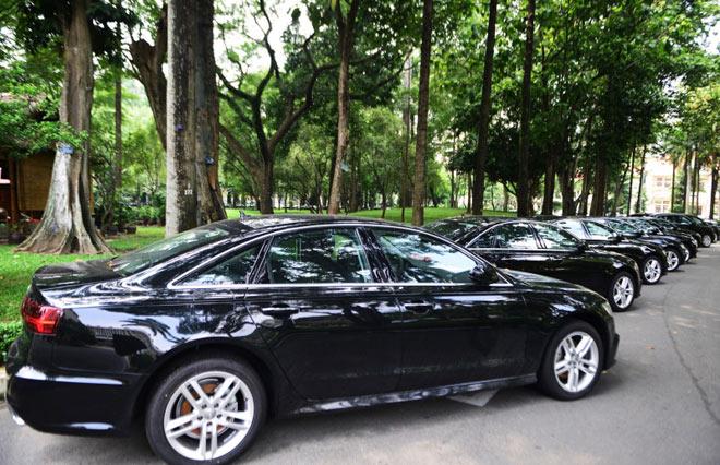 Tiêu chuẩn ô tô dành cho các lãnh đạo cấp cao - 1