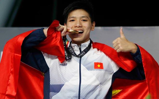 Tin thể thao HOT 12/11: Kim Sơn phá kỉ lục, đoạt chuẩn Olympic trẻ - 1