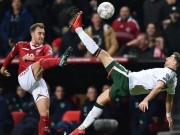 """Bóng đá - Đan Mạch – CH Ireland: """"Người nhện"""" trổ tài, kịch hay gợi mở"""