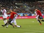 Bóng đá - Tây Ban Nha - Costa Rica: Dàn sao bự phô diễn siêu đẳng