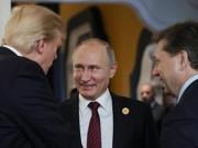 Tổng thống Nga Putin nói gì về cuộc tiếp xúc với ông Trump tại Việt Nam?