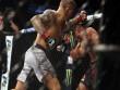 """Đại chiến UFC: Đổ máu, gãy xương, """"vỡ"""" võ đài"""