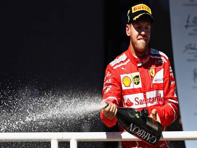 """Bảng xếp hạng đua xe F1 - Brazilian GP: Vettel """"lên đỉnh"""", Hamilton vẫn trăn trở - 2"""