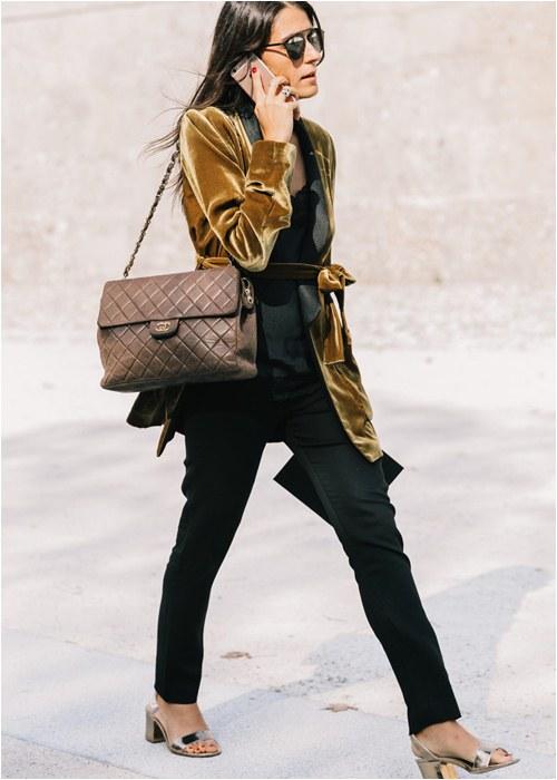 5 bí kíp giúp dân công sở mặc đẹp hút mắt mùa đông này - 12