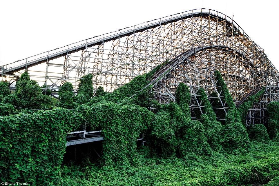 Ám ảnh những công trình bỏ hoang phía sau một Nhật Bản hiện đại - 1