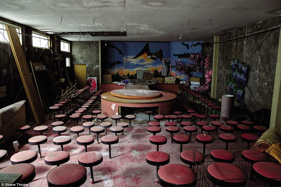 Ám ảnh những công trình bỏ hoang phía sau một Nhật Bản hiện đại - 6