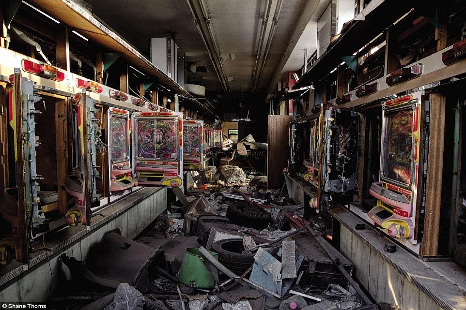 Ám ảnh những công trình bỏ hoang phía sau một Nhật Bản hiện đại - 7