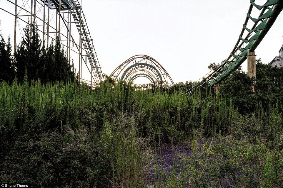 Ám ảnh những công trình bỏ hoang phía sau một Nhật Bản hiện đại - 3