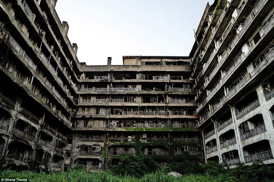 Ám ảnh những công trình bỏ hoang phía sau một Nhật Bản hiện đại - 8