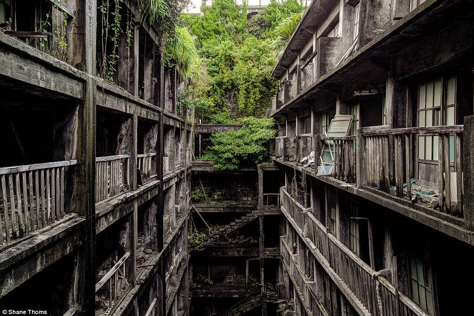 Ám ảnh những công trình bỏ hoang phía sau một Nhật Bản hiện đại - 10