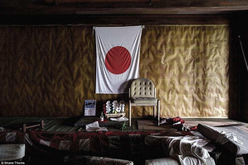 Ám ảnh những công trình bỏ hoang phía sau một Nhật Bản hiện đại - 13