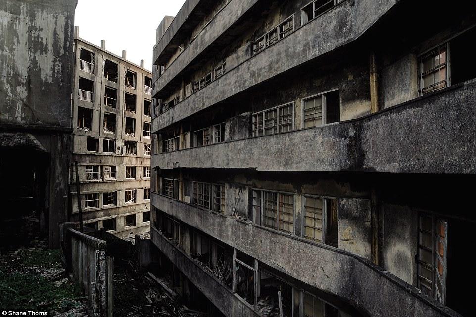 Ám ảnh những công trình bỏ hoang phía sau một Nhật Bản hiện đại - 9