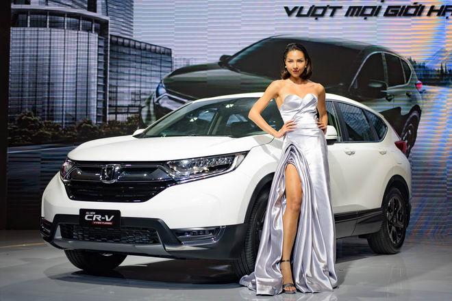 Honda CR-V 2017 có giá dưới 1,1 tỷ đồng ở Việt Nam - 1