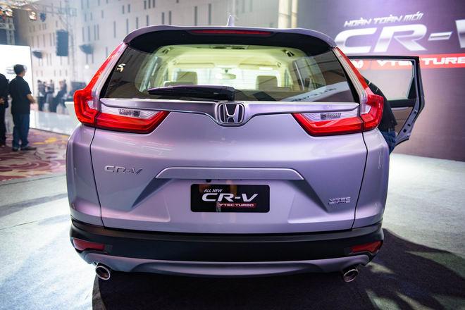 Honda CR-V 2017 có giá dưới 1,1 tỷ đồng ở Việt Nam - 3