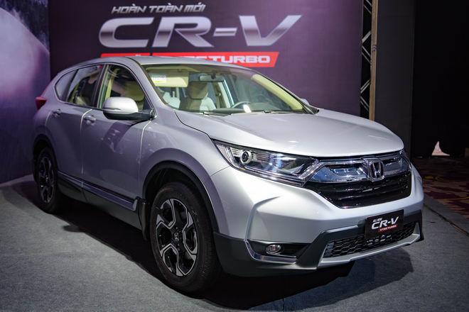 Honda CR-V 2017 có giá dưới 1,1 tỷ đồng ở Việt Nam - 6
