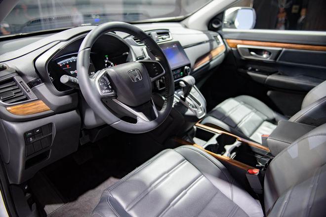 Honda CR-V 2017 có giá dưới 1,1 tỷ đồng ở Việt Nam - 5