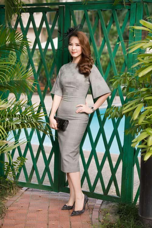 Hồng Quế đẹp mặn mà với váy trễ nải, Quỳnh Nga táo bạo diện đầm mỏng manh - 7