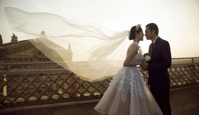 """Ảnh cưới đẹp tới nín thở của """"mỹ nữ Vũng Tàu đi xe 70 tỷ"""" bên đại gia hơn 18 tuổi - 4"""