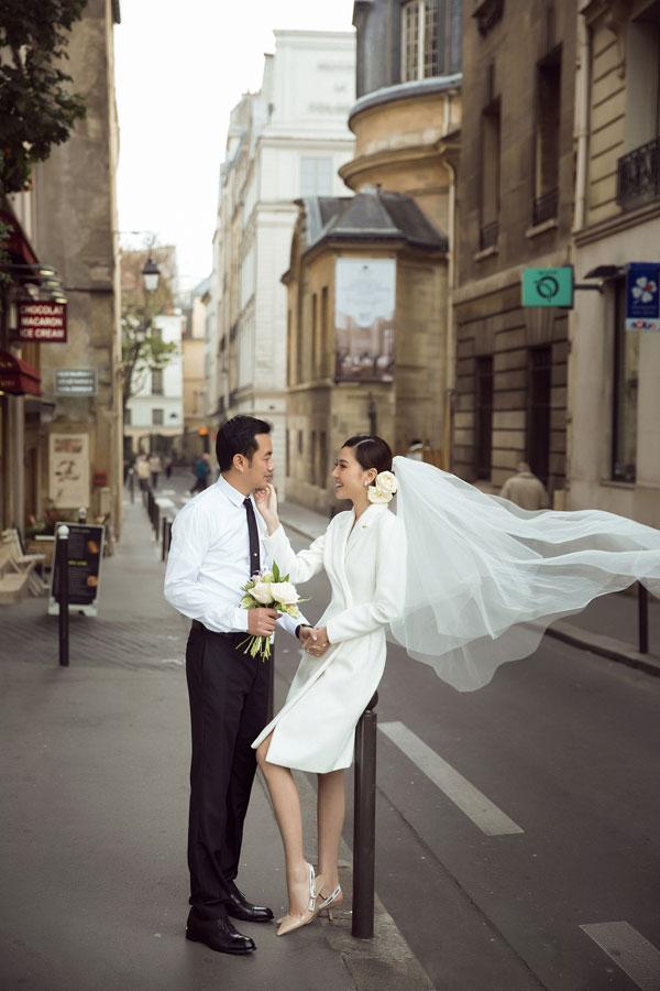 """Ảnh cưới đẹp tới nín thở của """"mỹ nữ Vũng Tàu đi xe 70 tỷ"""" bên đại gia hơn 18 tuổi - 6"""